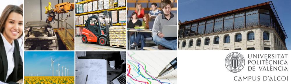 Máster Universitario en Ingeniería de Organización y Logística