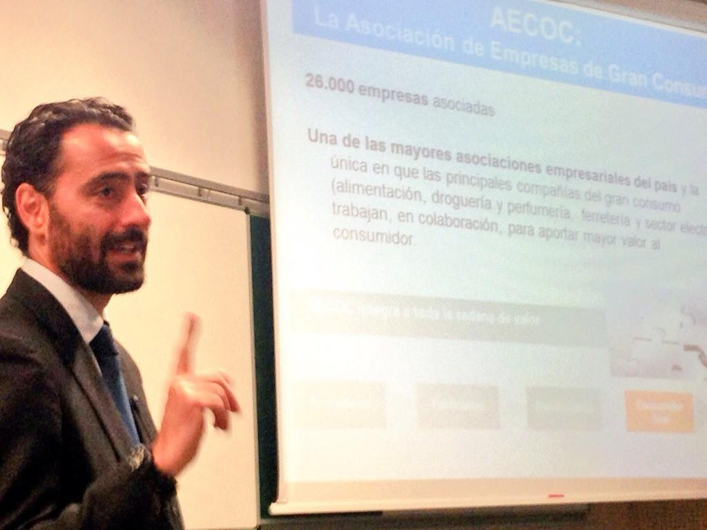 Jornada AECOC – tecnología aplicada a la logística y al gran consumo