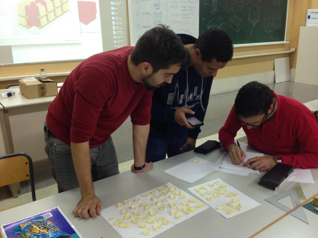 los alumnos del MUIOL son los protagonistas del Diseño para la Logística