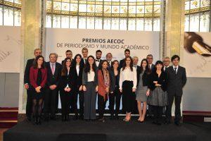 AECOC reconoce y premia el talento académico en sus premios