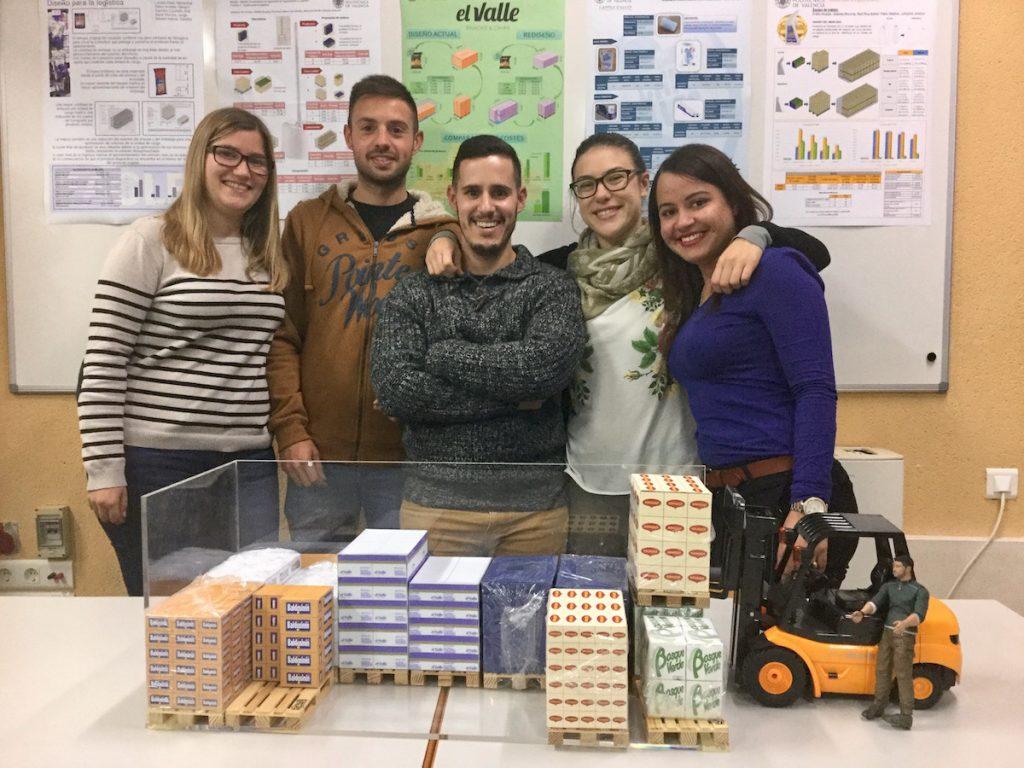 los alumnos del MUIOL presentan sus trabajos de DFL