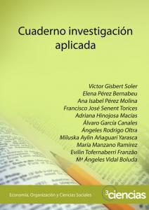 Cuaderno investigación aplicada