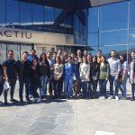 los alumnos del MUIOL visitan ACTIU