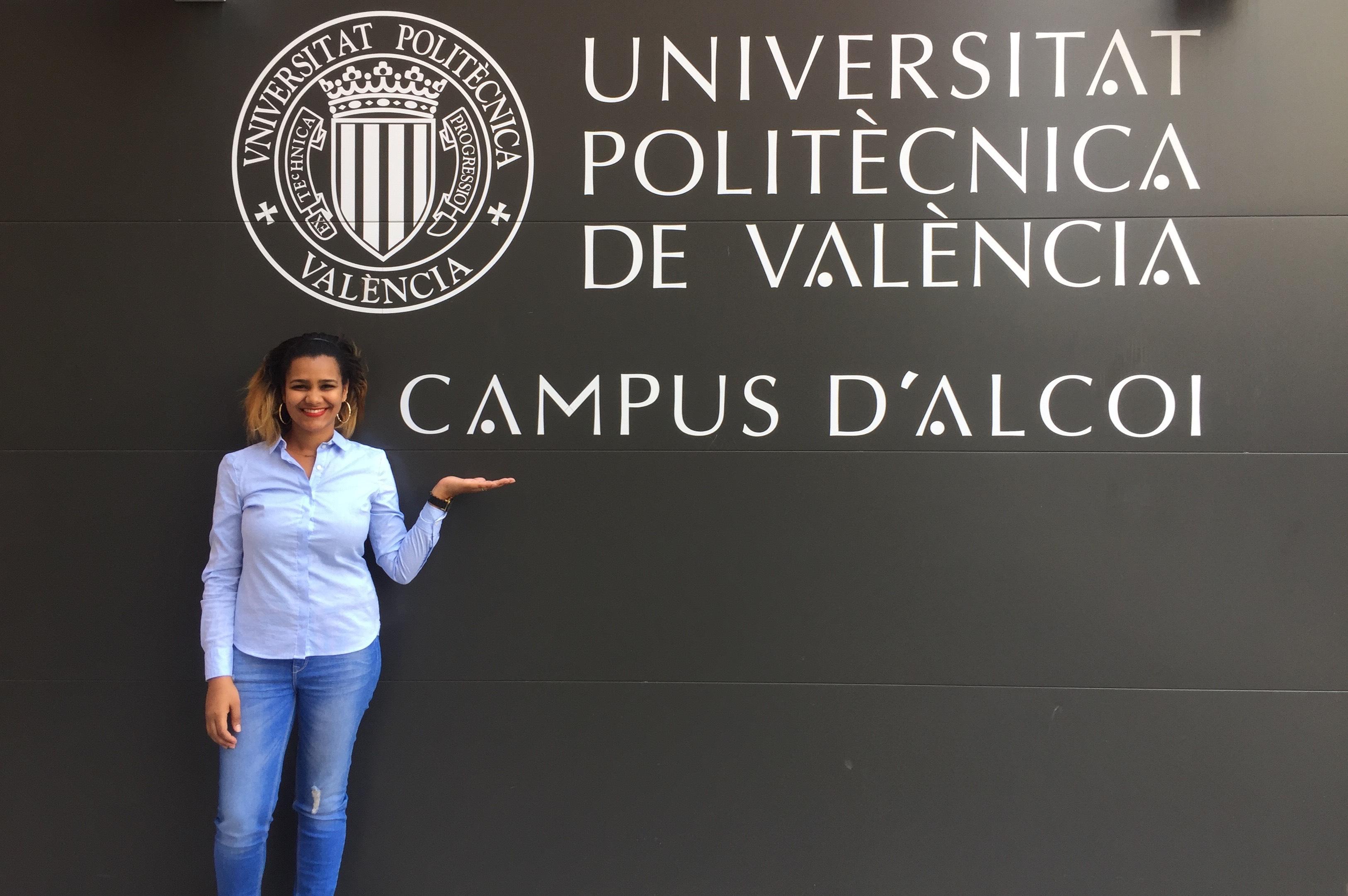 Johanny del Carmen será nuestra representante en el II Summer Camp de Gran Consumo AECOC